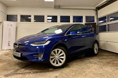 Tesla Model X 100D 6prs
