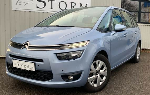 Citroën Grand C4 Picasso 1,2 PT 130 Seduction