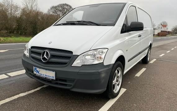 Mercedes Vito 113 2,2 CDi Basic L