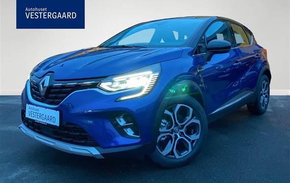 Renault Captur 1,6 E-TECH Intens  5d Aut.