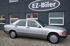 Mercedes 190 2,5 D aut.