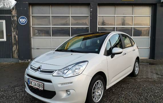 Citroën C3 1,4 e-HDi 70 Seduction E5G