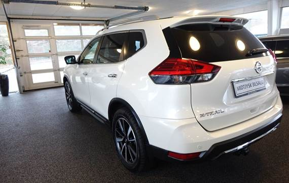 Nissan X-Trail 2,0 dCi 177 Tekna 4WD