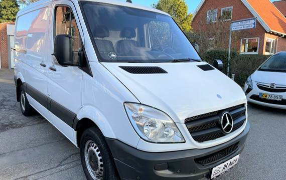 Mercedes Sprinter 213 2,2 CDi R1 Kassevogn aut. BE