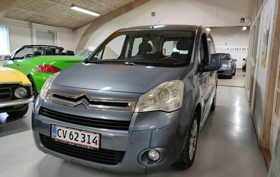 Citroën Berlingo 1,6 HDi 110 Multispace 7prs