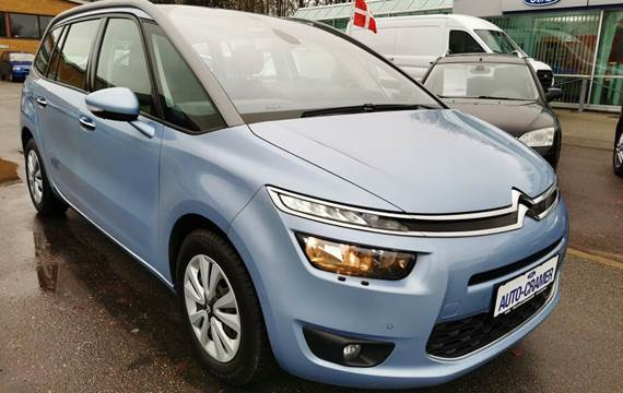 Citroën Grand C4 Picasso 2,0 BlueHDi 150 Exclusive
