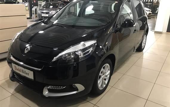 Renault Scénic 1,5 DCI FAP Dynamique  6g