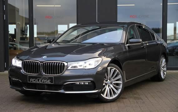 BMW 750Li 4,4 aut.