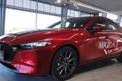 Mazda 3 2,0 Sky-G 150 Sky aut.