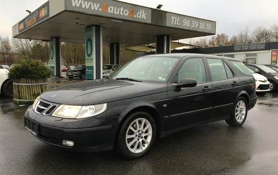 Saab 9-5 2,0 T Linear Estate