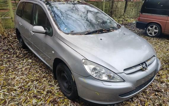 Peugeot 307 2,0 SW 7prs