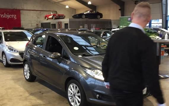 Ford Fiesta 1,0 SCTi 140 Titanium
