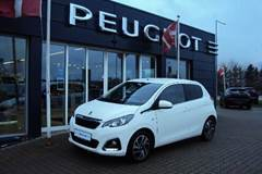 Peugeot 108 1,0 e-VTi 69 White Edition