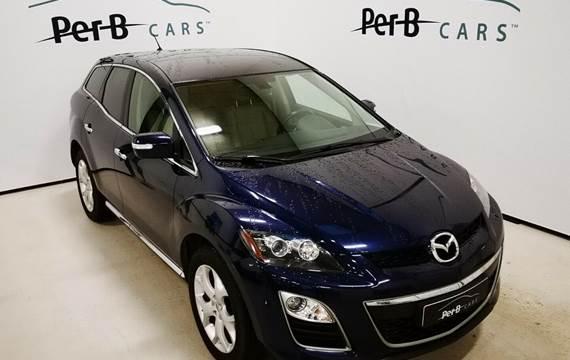 Mazda CX-7 2,2 DE 173 Sport AWD