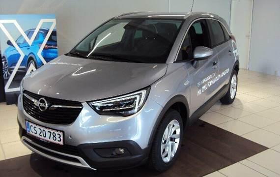 Opel Crossland X 1,2 T 110 Elegance