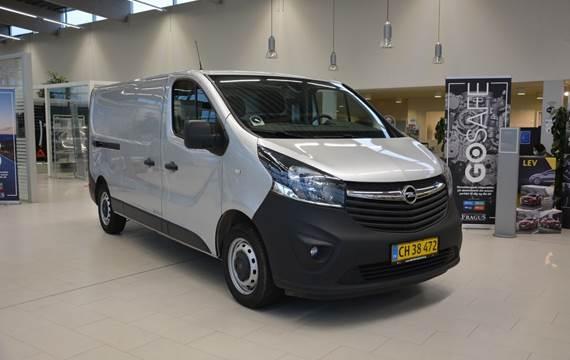 Opel Vivaro 1,6 CDTi 125 Edition+ L2H1