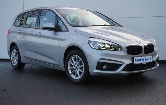 BMW 218d 2,0 Gran Tourer Advantage aut. 7p