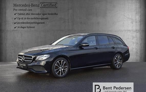 Mercedes E350 d 2,9 T  Bluetec Advantage 9G-Tronic  Stc 9g Aut.