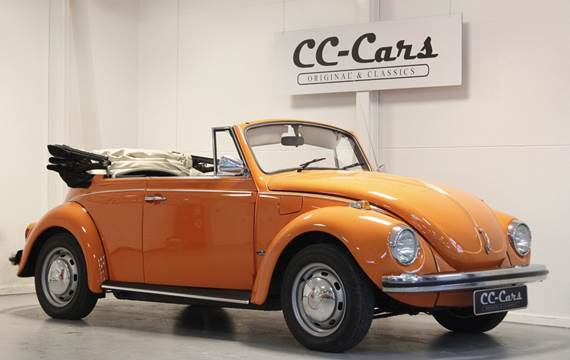 VW 1302 1,6 Cabriolet