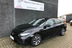 Honda Civic 1,5 VTEC Turbo Executive CVT