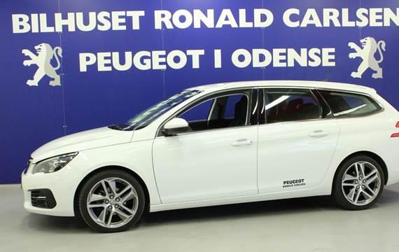 Peugeot 308 1,5 BlueHDi 130 Allure Lux SW