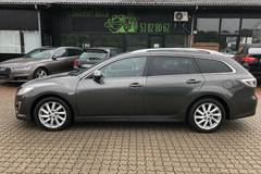 Mazda 6 2,2 DE 129 Advance stc.