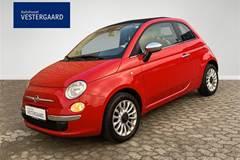 Fiat 500C 1,2 Collezione  Cabr.
