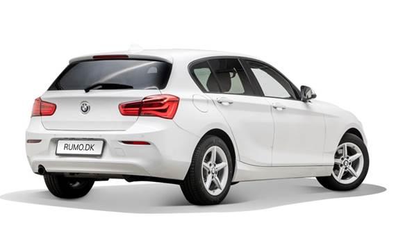 BMW 118i aut. Kun 4.999,-/udb.