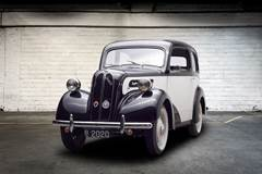 Ford Anglia Saloon