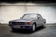 Mercedes 280 SLC 2,8 aut.
