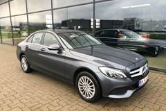 Mercedes C200 2,0 Business aut.