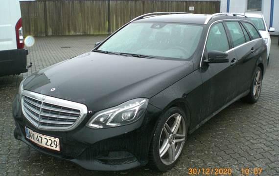 Mercedes E200 2,2 CDi stc. aut.