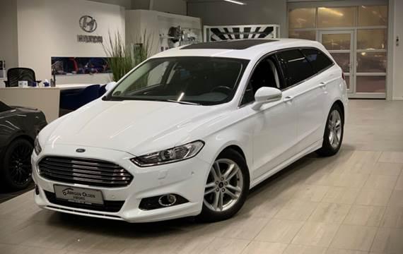 Ford Mondeo 1,5 SCTi 160 Titanium stc. aut.