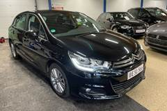 Citroën C4 1,6 BlueHDi 120 Feel Complet EAT6