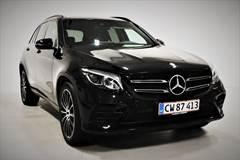 Mercedes GLC250 d 2,2 AMG Line aut. 4-M