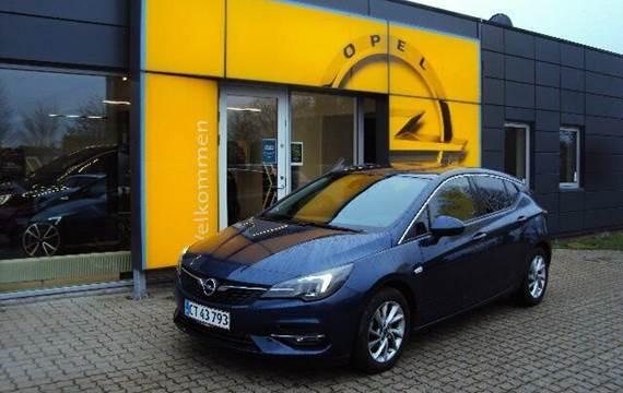 Opel Astra 1,5 D 122 Elegance aut.