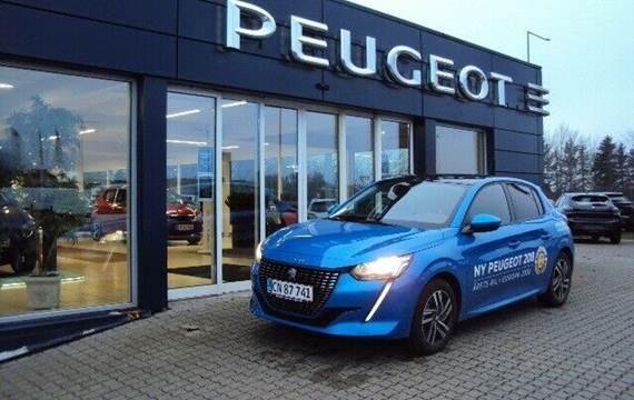 Peugeot 208 1,5 BlueHDi 100 Allure Sky