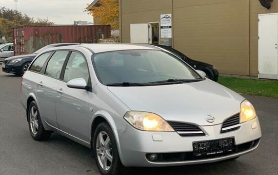 Nissan Primera 1,8 Tekna stc.