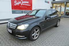 Mercedes C220 2,2 CDi Avantgarde stc. aut. BE