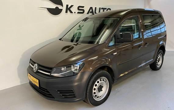VW Caddy 2,0 TDi 122 4M BMT Van