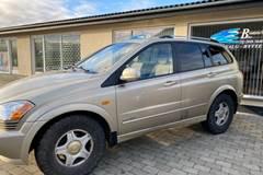 SsangYong Kyron 2,0 Xdi Curious aut. Van