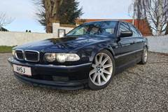 BMW 740i 4,4 Steptr.