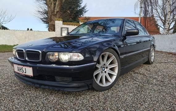 BMW 740i 4,4 Steptr.