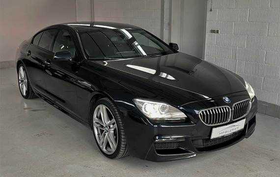 BMW 640d 3,0 Gran Coupé xDrive aut.