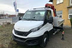 Iveco Daily 3,0 35C18 4100mm Lad
