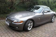 BMW Z4 3,0 Roadster Steptr.