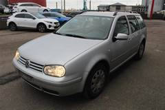 VW Golf 1,9 Variant  TDI  Stc