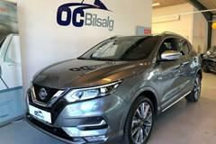 Nissan Qashqai 1,5 dCi 115 Tekna+ Dynamic DCT