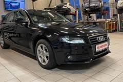 Audi A4 2,0 TDi 143 S-line Avant