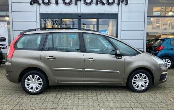 Citroën Grand C4 Picasso 1,6 e-HDi 112 Seduction E6G